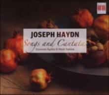 Lieder - Cantate - CD Audio di Franz Joseph Haydn,Susanne Ryden