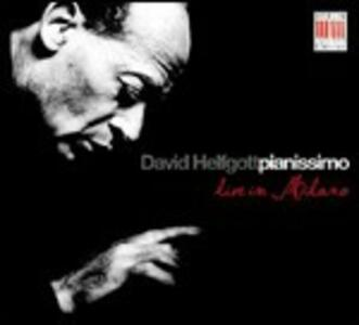 Pianissimo. Live in Milano - CD Audio + DVD di David Helfgott