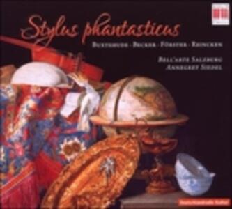 Stylus Phantasticus - CD Audio
