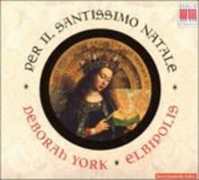 Per Il Santissimo Natale - CD Audio