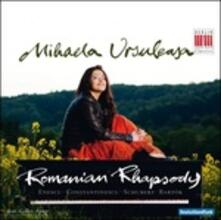 Romanian Rhapsody - CD Audio