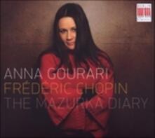 Mazurka Diary - CD Audio di Fryderyk Franciszek Chopin