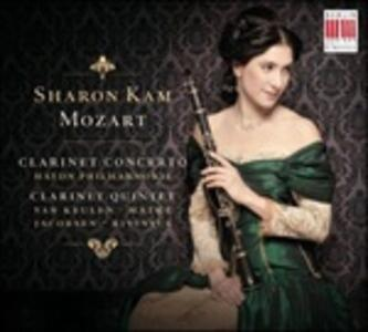 Clarinet Concerto &.. - CD Audio di Wolfgang Amadeus Mozart