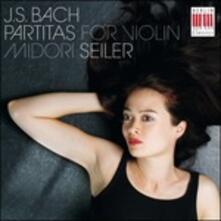 Partiten, Bmv 1002, 1004, - CD Audio di Johann Sebastian Bach