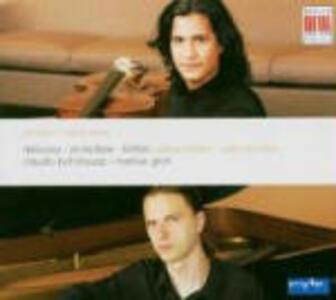 Sonate per violoncello - CD Audio di Benjamin Britten,Claude Debussy,Sergej Sergeevic Prokofiev,Claudio Bohorquez