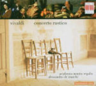 Concerto rustico - CD Audio di Antonio Vivaldi