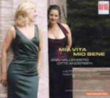 Mia vita, mio bene - CD Audio di Antonio Caldara,Francesco Gasparini