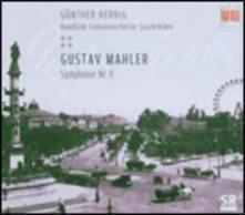 Sinfonia n.9 - CD Audio di Gustav Mahler,Günther Herbig,Radio Symphony Orchestra Saarbrücken
