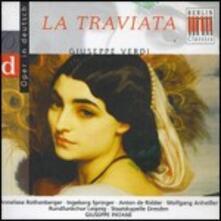 La Traviata (Cantata in tedesco - Selezione) - CD Audio di Giuseppe Verdi