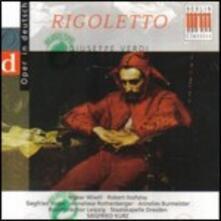 Rigoletto (Cantata in tedesco - Selezione) - CD Audio di Giuseppe Verdi