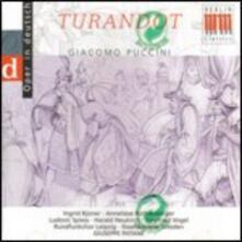 Turandot (Cantata in tedesco - Selezione) - CD Audio di Giacomo Puccini