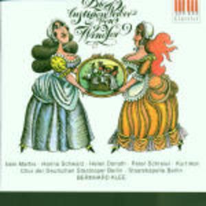 Le allegre comari di Windsor (Die Lustigen Weiber von Windsor) - CD Audio di Otto Nicolai
