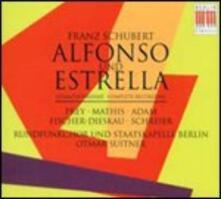 Alfonso und Estrella - CD Audio di Franz Schubert,Hermann Prey,Theo Adam,Edith Mathis,Otmar Suitner,Staatskapelle Berlino