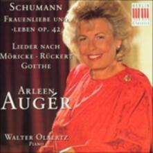 Lieder - CD Audio di Robert Schumann,Arleen Auger