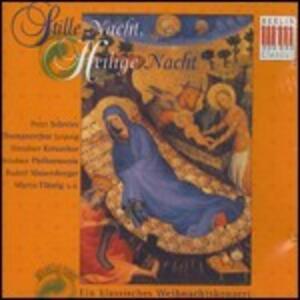 Stille Nacht, Heilige Nacht - CD Audio di Peter Schreier,Dresdner Kreuzchor,Thomanerchor Leipzig,Rudolf Mauersberger