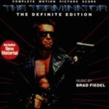 Terminator-The Defini (Colonna sonora) - CD Audio