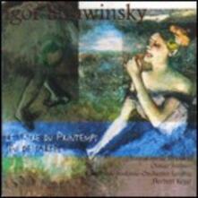 La sagra della primavera (Le Sacre du Printemps) - Jeu de cartes - CD Audio di Igor Stravinsky