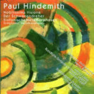 Nobilissima visione - Metamofosi sinfonica - CD Audio di Paul Hindemith