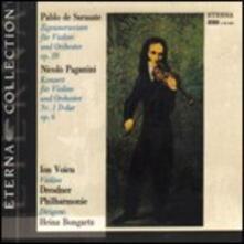 Concerto per violino n.1 / Zigeunerweisen - CD Audio di Niccolò Paganini,Pablo de Sarasate