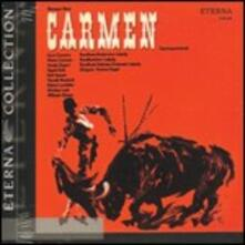 Carmen (Selezione) - CD Audio di Georges Bizet,Herbert Kegel