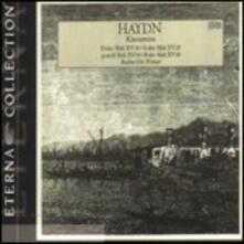 Trii con pianoforte n.38, n.39, n.33, n.34 - CD Audio di Franz Joseph Haydn,Brahms-Trio Weimar
