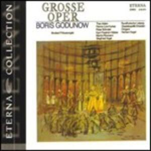 Boris Godunow - CD Audio di Modest Petrovich Mussorgsky