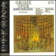 Boris Godunow (Cantata in tedesco) - CD Audio di Modest Petrovich Mussorgsky