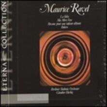 Musica orchestrale - CD Audio di Maurice Ravel