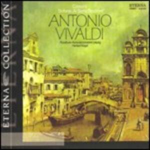 Concerti - Sinfonie - CD Audio di Antonio Vivaldi,Herbert Kegel