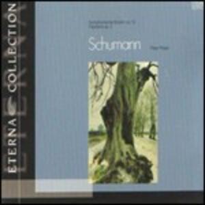 Studi sinfonici - CD Audio di Robert Schumann,Peter Rösel