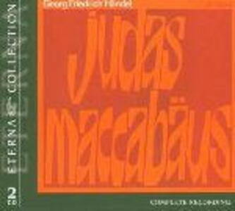 Judas Maccabaeus - CD Audio di Georg Friedrich Händel,Herbert Kegel,Radio Symphony Orchestra Lipsia