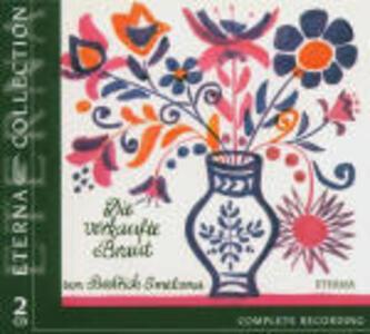 La sposa venduta - CD Audio di Bedrich Smetana
