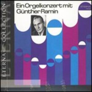Opere per organo da Bach - CD Audio di Max Reger,Günther Ramin