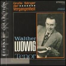 Grosse Sänger der Vergangenheit - CD Audio di Walther Ludwig