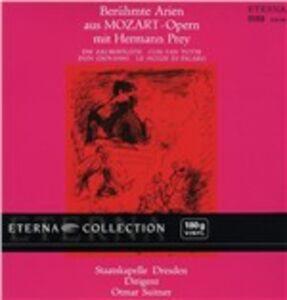 Foto Cover di Le più belle arie d'opera, Vinile di Wolfgang Amadeus Mozart,Hermann Prey, prodotto da Berlin Classics
