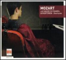 Ouvertures - CD Audio di Wolfgang Amadeus Mozart