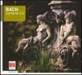 Suites per orchestra n.1, n.2, n.3 - CD Audio di Johann Sebastian Bach
