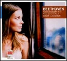 Concerto per pianoforte n.5 - Sonata per pianoforte n.26 - CD Audio di Ludwig van Beethoven