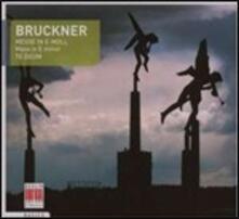Messa in Mi minore - Te Deum - CD Audio di Anton Bruckner