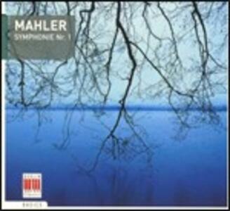 Sinfonia n.1 - CD Audio di Gustav Mahler