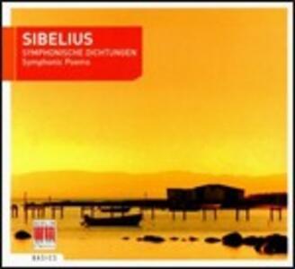 Poemi sinfonici - CD Audio di Jean Sibelius