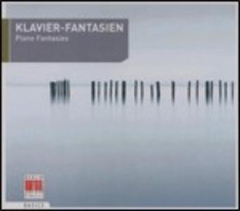 Klavier-Fantasien - CD Audio