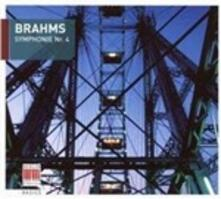 Sinfonia n.4 - CD Audio di Johannes Brahms,Günther Herbig