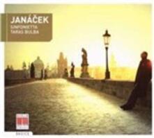 Sinfonietta - Taras Bulba - CD Audio di Leos Janacek