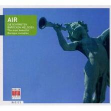 Air. The Most Beautiful Baroque Melodies - CD Audio