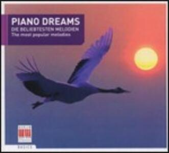 Piano Dreams. The Most Popoular Melodies - CD Audio