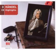 Highlights - Schoensten W - CD Audio di Georg Friedrich Händel
