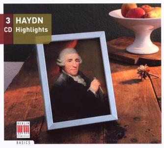 Highlights - Schoensten W - CD Audio di Franz Joseph Haydn