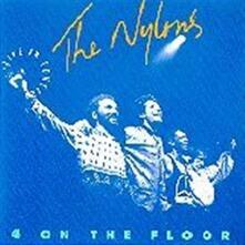 4 on the Floor - CD Audio di Nylons