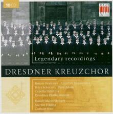 Legendary Recordings - CD Audio di Dresdner Kreuzchor